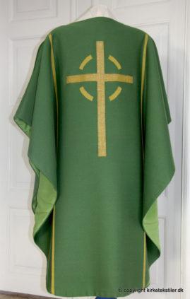 Messehagler, grøn