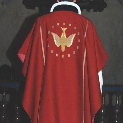 Messehagler, rød