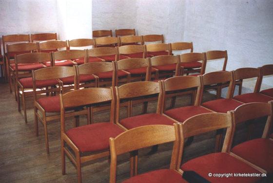 Stolebetræk, Finderup kirke