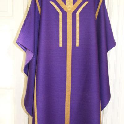 Messehagler, violet